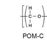 POM – Polioksimetilen  Hammadde