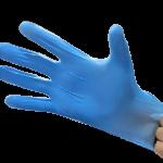 Tek kullanımlık Muayene eldiveni